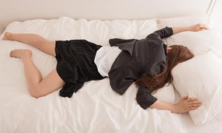 うつ病でダルい?諦めて横になれ!→横になってました。